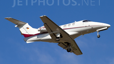 D-IAAD - Embraer 500 Phenom 100 - Lorraine Aviation