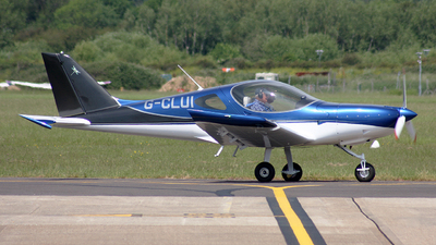 G-CLUI - Bristell NG5 Speed Wing - Private
