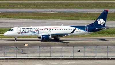 XA-ALZ - Embraer 190-100IGW - Aeroméxico Connect