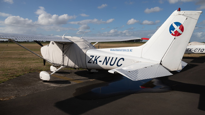 ZK-NUC - Cessna 172R Skyhawk - Waikato Aviation