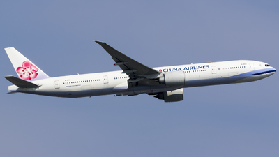 B-18001 - Boeing 777-309ER - China Airlines