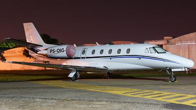 PS-OIG - Cessna 560XL Citation Excel - Private