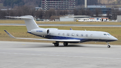M-BHBH - Gulfstream G650 - Private