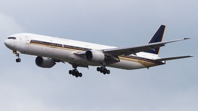 9V-SYJ - Boeing 777-312 - Untitled