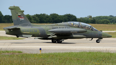 N344EM - Aermacchi MB-339CB - Draken International