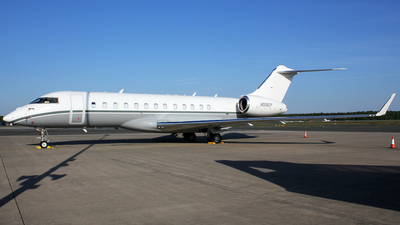 N519CP - Bombardier BD-700-1A10 Global Express - Private
