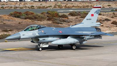 88-0034 - General Dynamics F-16C Fighting Falcon - Turkey - Air Force