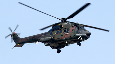 291 - Eurocopter AS 332M Super Puma - Singapore - Air Force