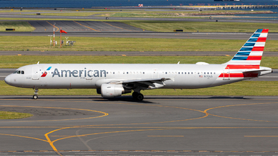 N172US - Airbus A321-211 - American Airlines