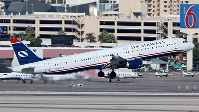N174US - Airbus A321-211 - US Airways