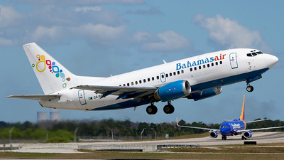 A picture of C6BFE - Boeing 7375H6 - Bahamasair - © Eric Page Lu