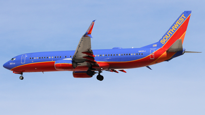 N8301J - Boeing 737-8H4 - Southwest Airlines