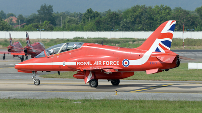 XX177 - British Aerospace Hawk T.1A - United Kingdom - Royal Air Force (RAF)