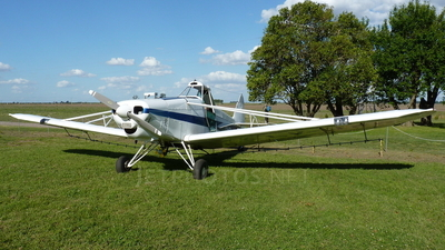 LV-IER - Piper PA-25 Pawnee - Private