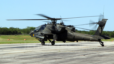 02-05323 - Boeing AH-64D Apache - United States - US Army