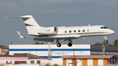 T7-ZZZ - Gulfstream G450 - Private