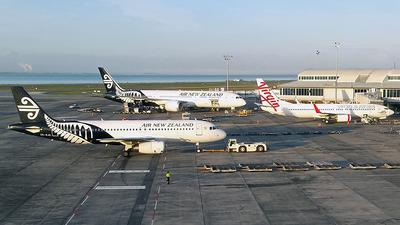 NZAA - Airport - Ramp
