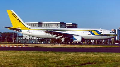 F-OIHB - Airbus A300B4-622R - Sudan Airways