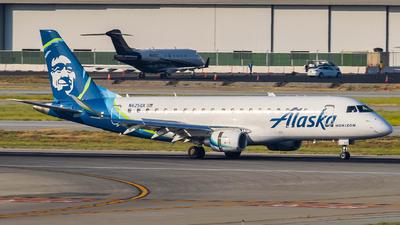 N625QX - Embraer 170-200LR - Alaska Airlines (Horizon Air)