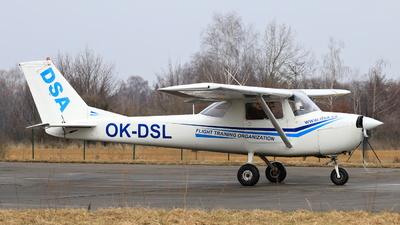 A picture of OKDSL - Cessna 150F - [15063806] - © Milos Ruza