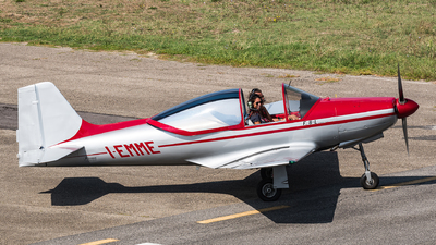 I-EMME - Aeromere F8L Falco III - Private