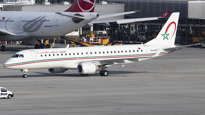 CN-RGO - Embraer 190-100IGW - Royal Air Maroc (RAM)