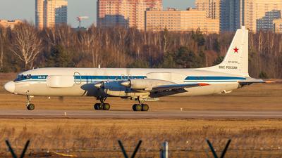 A picture of RF90786 - Ilyushin IL22 -  - © Alex Snow