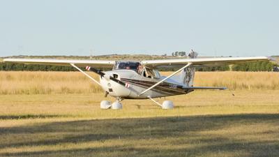 LV-HWF - Cessna 172 Skyhawk - Private