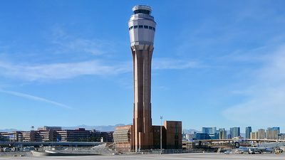 KLAS - Airport - Control Tower