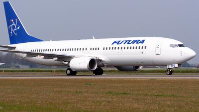 EC-JHV - Boeing 737-8FH - Futura International Airways