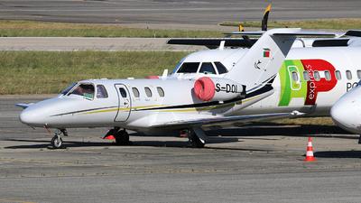 CS-DOI - Cessna 525 Citationjet CJ1 - Taespejo