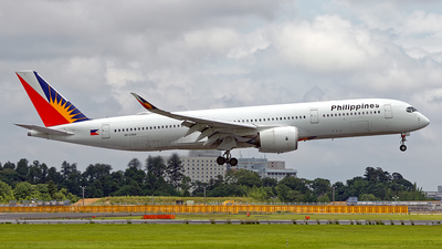 RP-C3501 - Airbus A350-941 - Philippine Airlines