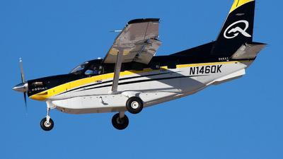 N146QK - Quest Aircraft Kodiak 100 - Private