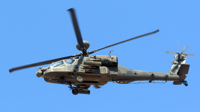 065 - Boeing AH-64D Apache - United Arab Emirates - Air Force