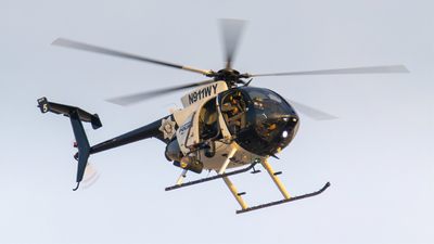 N911WY - MD Helicopters MD-530F - United States - Las Vegas Metropolitian Police