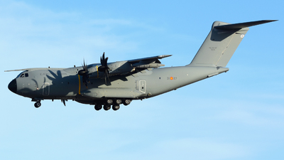 A picture of TK.2307 - Airbus A400M180 -  - © Alejandro Hern�ndez Le�n