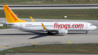 A picture of TCCRF - Boeing 73782R - Pegasus Airlines - © Firat Cimenli