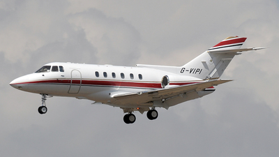 G-VIPI - British Aerospace BAe 125-800B - Executive Jet Charter