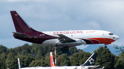 HK-5192 - Boeing 737-2X6C(Adv) - Aerosucre