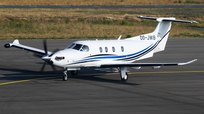OO-JWB - Pilatus PC-12/47E - NextGen Aviation