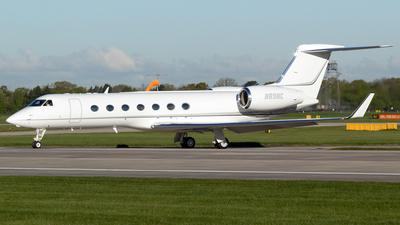 N89NC - Gulfstream G550 - Private