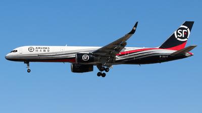 B-207Y - Boeing 757-2B7(PCF) - SF Airlines