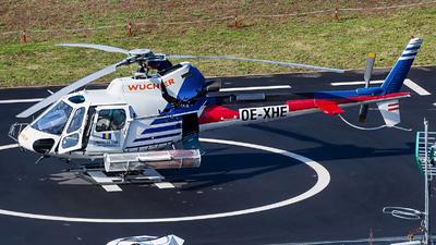 OE-XHE - Eurocopter AS 350B3 Ecureuil - Wucher Helicopter