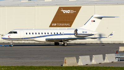OE-ILK - Bombardier BD-700-1A10 Global Express - LaudaMotion Executive