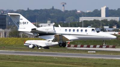 OO-SKY - Cessna 525A CitationJet 2 - Skyservice Business Aviation