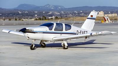 D-EAFZ - Socata TB-20 Trinidad - Private