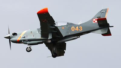 043 - PZL-Warszawa PZL-130 TC2 Orlik - Poland - Air Force