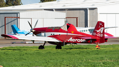 VH-OUB - Air Tractor AT-802A - Aerotech Australasia