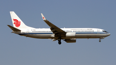 B-1769 - Boeing 737-89L - Air China Inner Mongolia