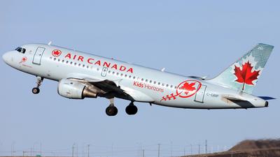 C-GBIP - Airbus A319-114 - Air Canada